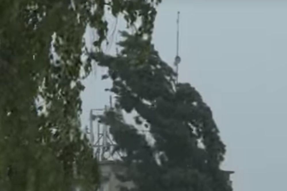 (VIDEO) OLUJA ZAHVATILA I SREM: Pala velika količina kiše, Šid ostao bez struje