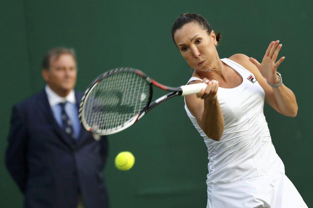 JANKOVIĆ UBEDLJIVO DO DRUGOG KOLA: Jelena se nije ni oznojila na startu US Opena