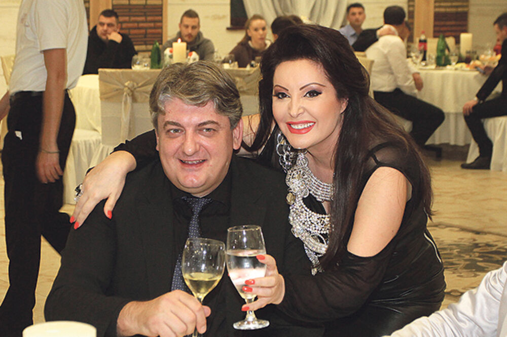 Nerazdvojni... Dragana i Toni