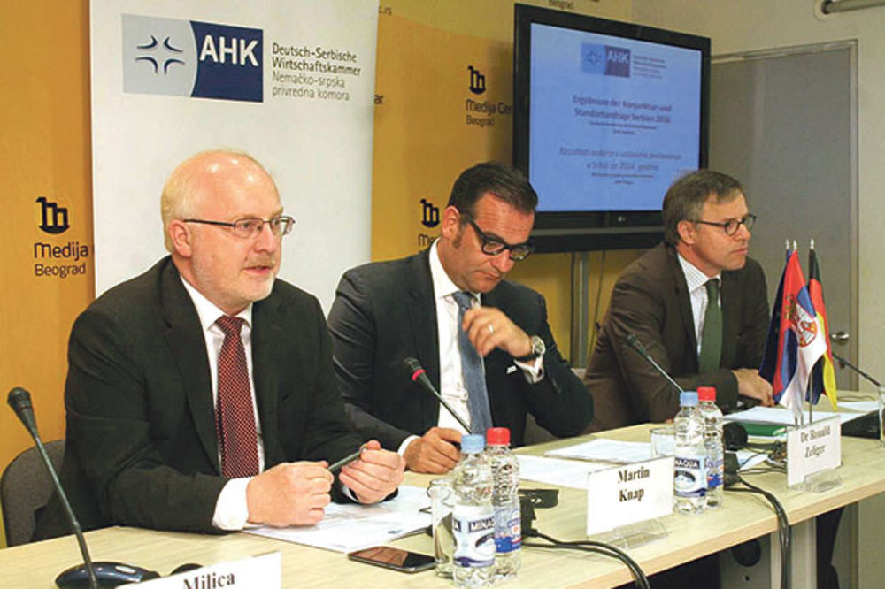 Nemci spremni da ulažu i zapošljavaju u Srbiji