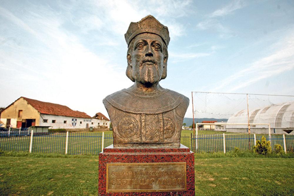 RUSI NA VIDOVDAN GRADE HRAM SRPSKOM SVECU: Počinje izgradnja svetinje posvećene caru Lazaru
