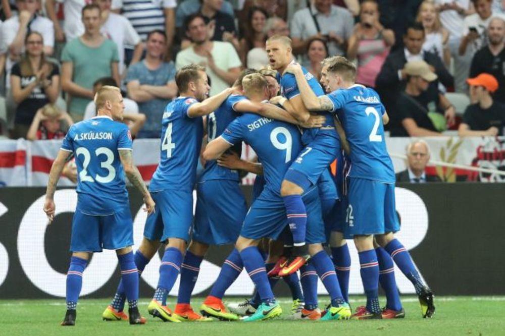 BLOG UŽIVO, VIDEO: Ceo svet oduševljen pobedom Islanda