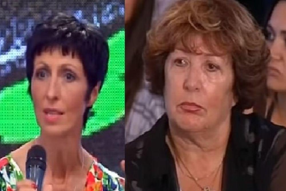 (VIDEO) ŽESTOKA RASPRAVA U STUDIJU: Pogledajte svađu Jelenine mame i Mikijeve žene!