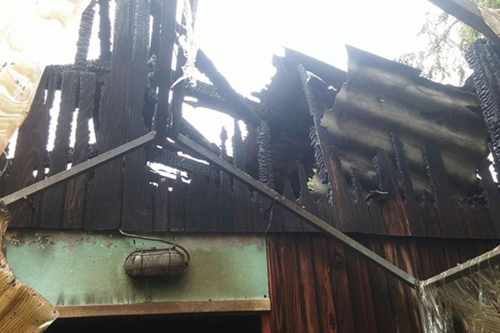 TRAGEDIJA U NOVOM SADU: Radnik se ugušio od dima!