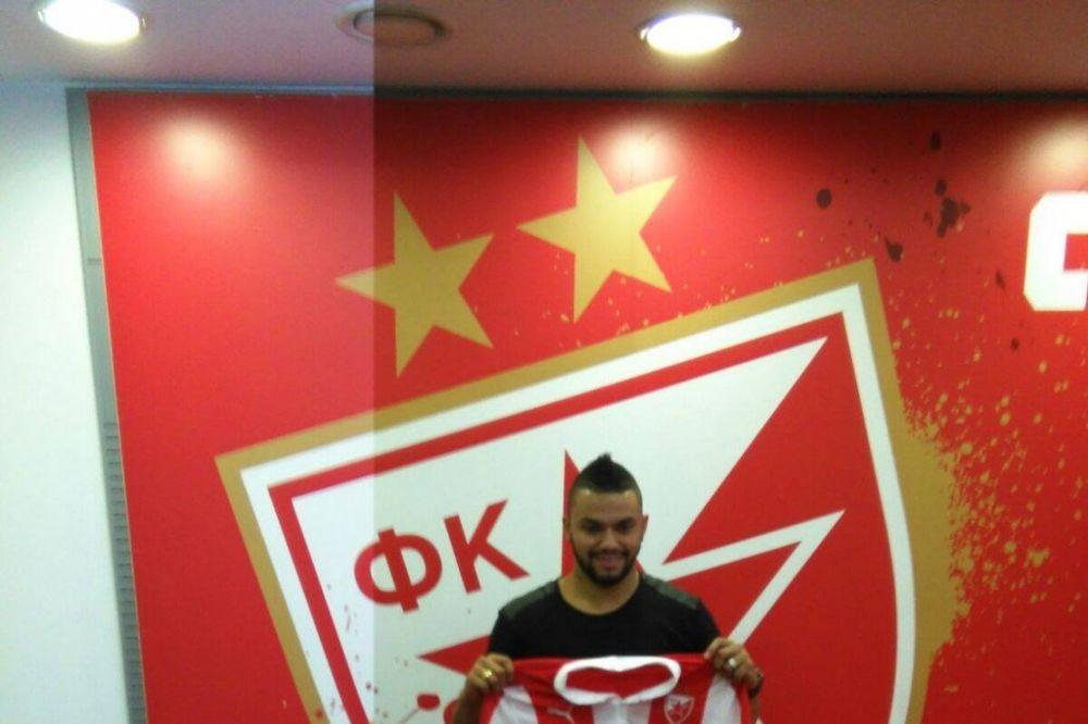 (FOTO) ODBIO KAJZERI ZBOG ZVEZDE Ruiz: Došao sam zbog Lige šampiona