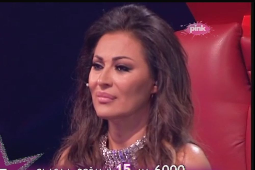 (VIDEO) EDIN PEVA, CECA PLAČE: Pevačica ronila suze zbog ovog takmičara!
