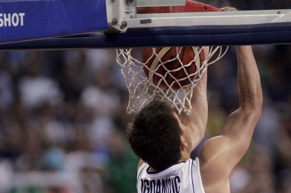 (VIDEO) AKO OVO NIJE DOVOLJNO ZA RIO... Pogledajte Orlove u NBA akcijama protiv Grka