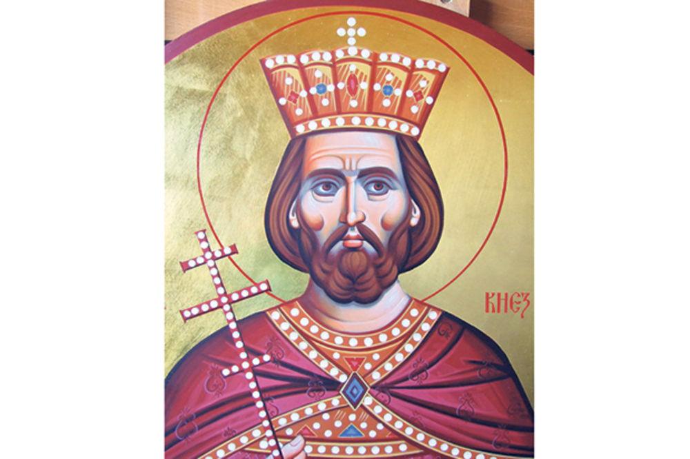 GEST ZA NEZABORAV: Braća Rusi grade hram kneza Lazara