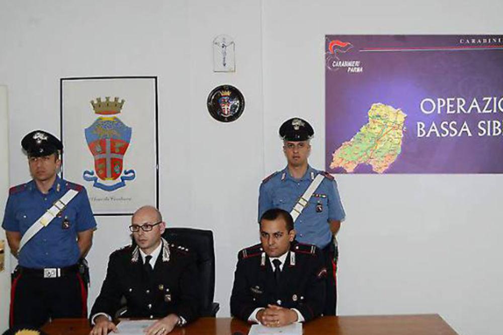 SRBI PALI U ITALIJI: Uhapšeni zbog prodaje droge, policija ih mesecima pratila