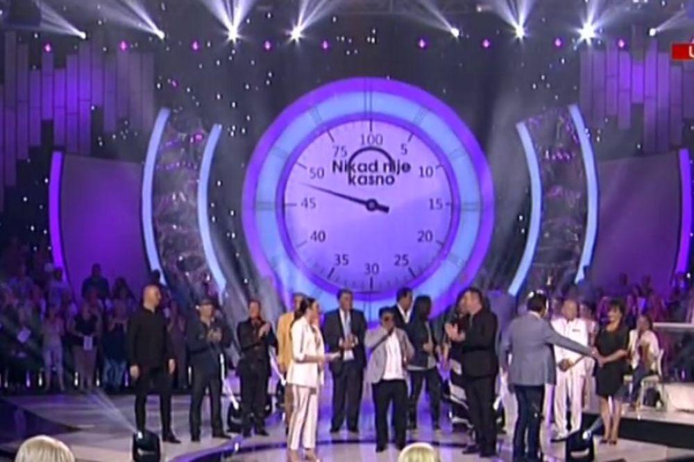(VIDEO) GRAND VETERANI DOBILI SVOJE POBEDNIKE: Evo koga je izabrao žiri, a koga publika