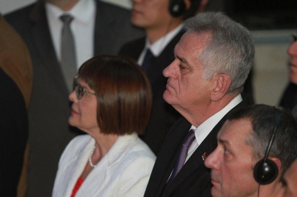 TERORISTIČKI NAPAD NAS JE DUBOKO POTRESAO: Tomislav Nikolić i Maja Gojković uputili saučešća Turskoj