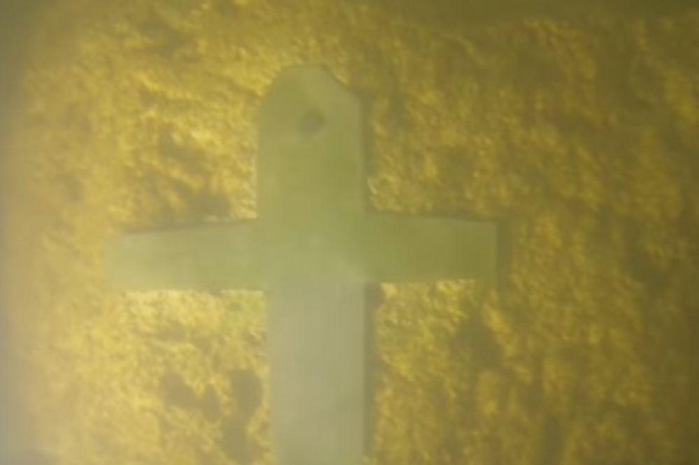 (VIDEO) NEMA VIŠE SRPSKE SVETINJE IZ 13 VEKA: Pogledajte snimak Valjevske Gračanice pod vodom
