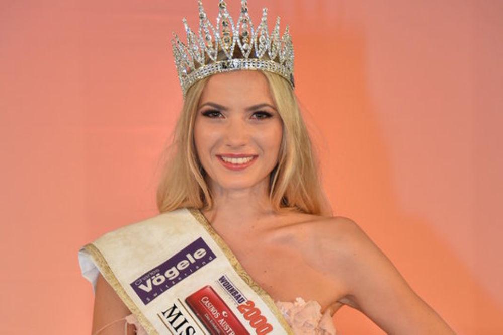 (FOTO) KRUNA ZA ROĐENDAN: Srpkinja najlepša Austrijanka!