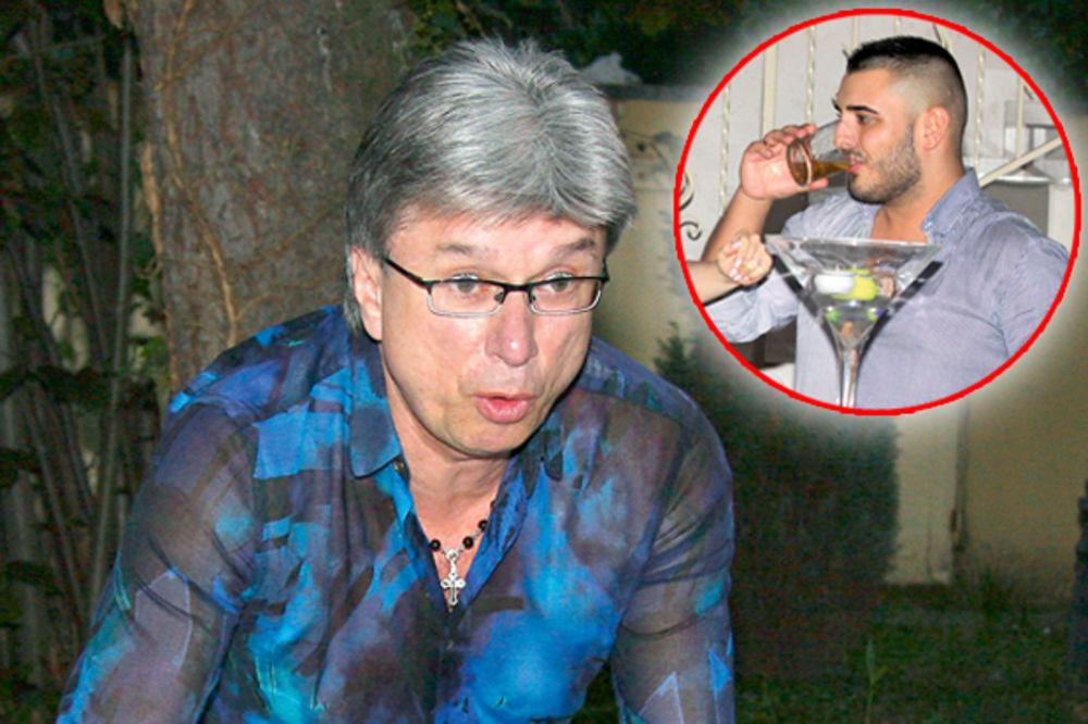 SAŠA POPOVIĆ IZRIBAO DARKA LAZIĆA: Ili prestani da se opijaš ili letiš iz Granda!