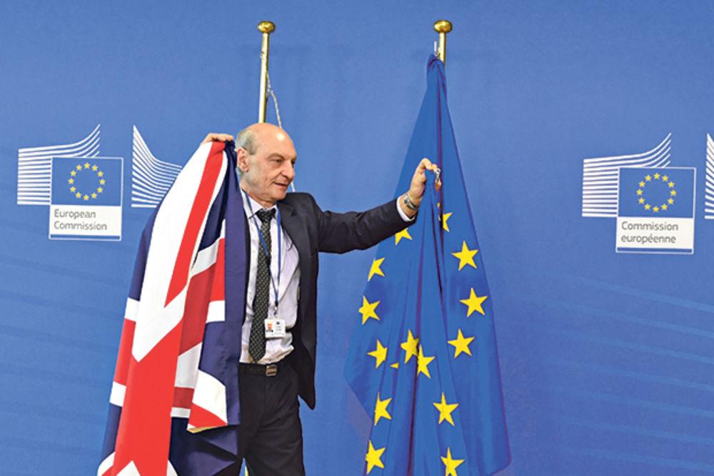 TEREZA MEJ ODREDILA DATUM: Britanija 29. marta zvanično pokreće Bregzit