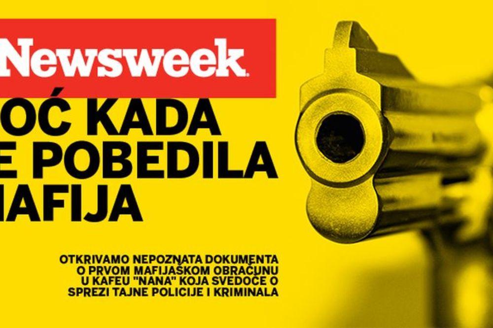 Novi Newsweek podseća na prvi mafijaški obračun u Srbiji, koji još uvek nije rešen