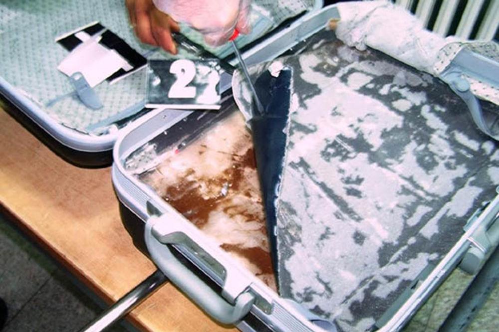 ZAPLENA NA GRADINI: Pronađeno više od 6 kilograma heroina u 2 akcije