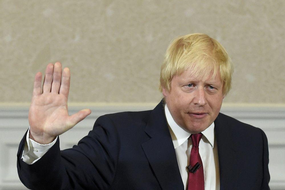 NEĆE NA ČELO BRITANIJE: Boris Džonson se povukao iz trke za mesto premijera