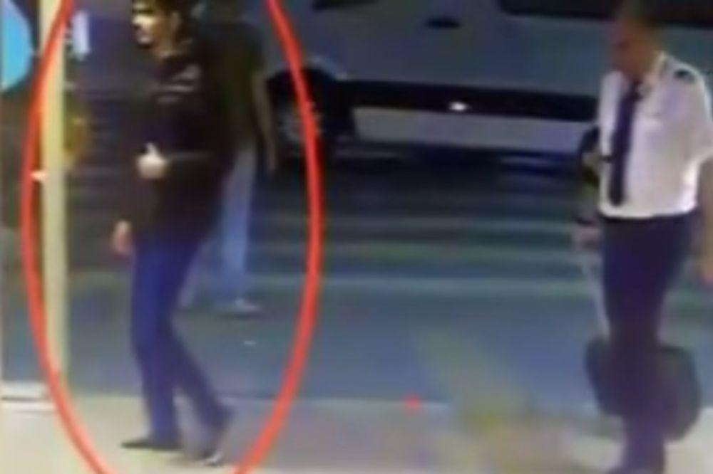 TURSKI POLICAJCI PRE NAPADA SPAZILI TERORISTE: Brate, on izgleda kao pljačkaš, ima zimsku jaknu!
