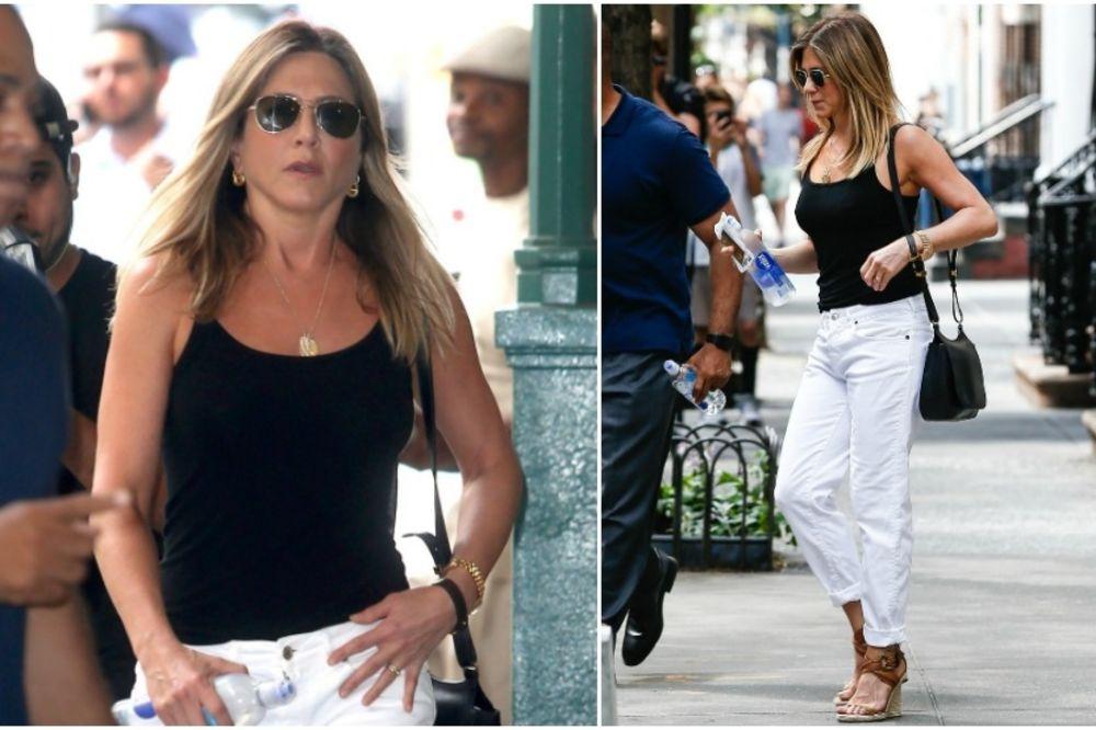 (FOTO) Šta se dešava sa glumicom: Drastično smršala, jedva zadržala pantalone na sebi!