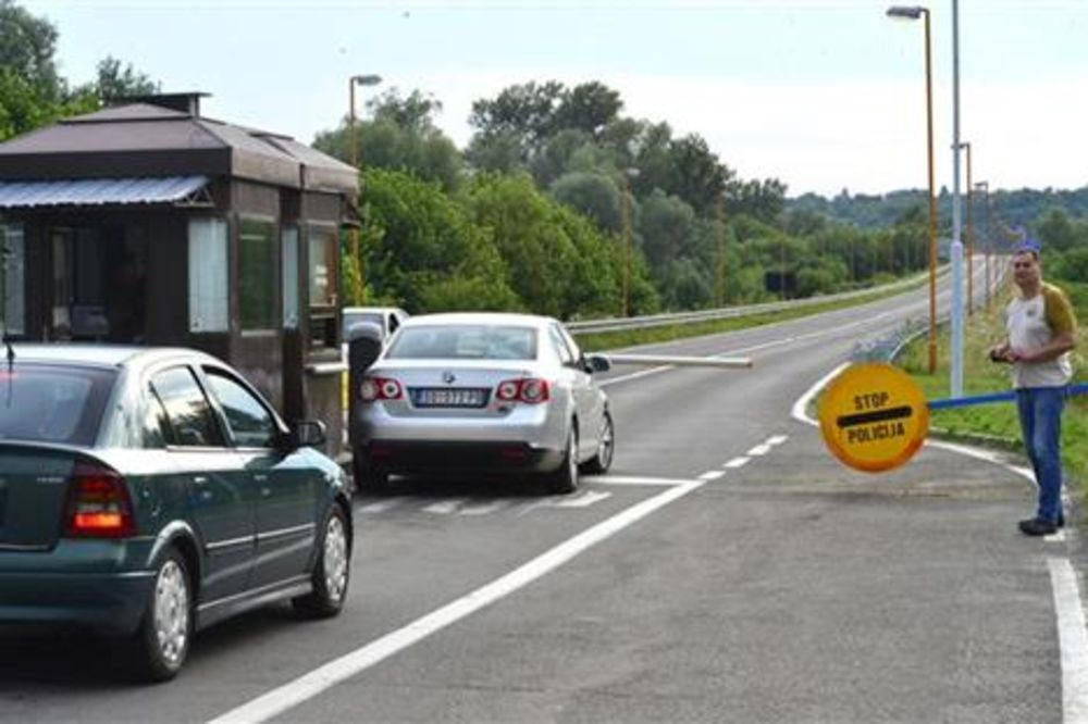 KRAJ BLOKADE: Uklonjena ograda sa graničnog prelaza Bezdan-Batina