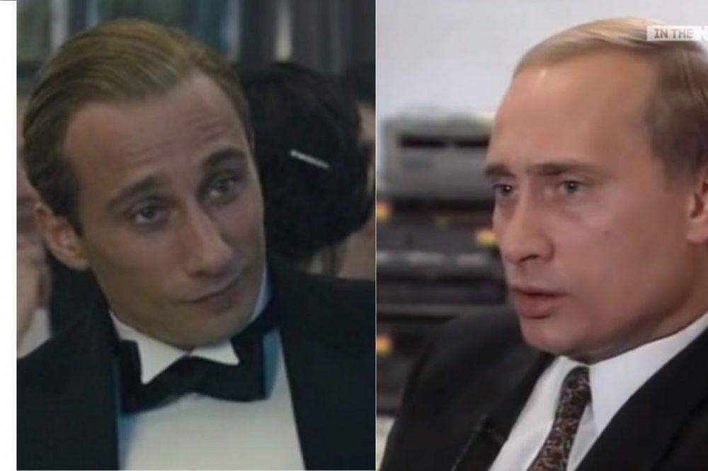 (VIDEO) VLADIMIRE, TI LI SI? Pašće vam vilica kad vidite Putinovog dvojnika