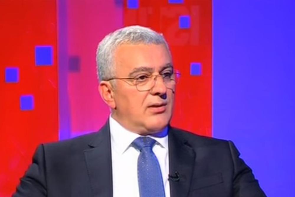 ŽELI DA SE POSVETI TERENSKOM RADU: Mandić podneo ostavku na funkciju poslanika u skupštini Crne Gore