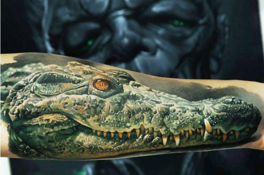 IDEJA ZA TETOVAŽU? NA PRAVOM STE MESTU: Neverovatne hiper-realisticne tetovaže ostavljaju bez daha!