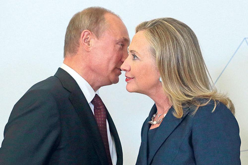PANIKA U SAD: Američke tajne su završile kod Putina