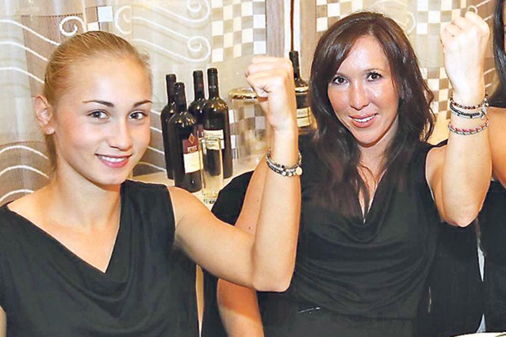 PIVOPIJE Aleksandra Krunić: Jeca i ja se lešimo od alkohola!
