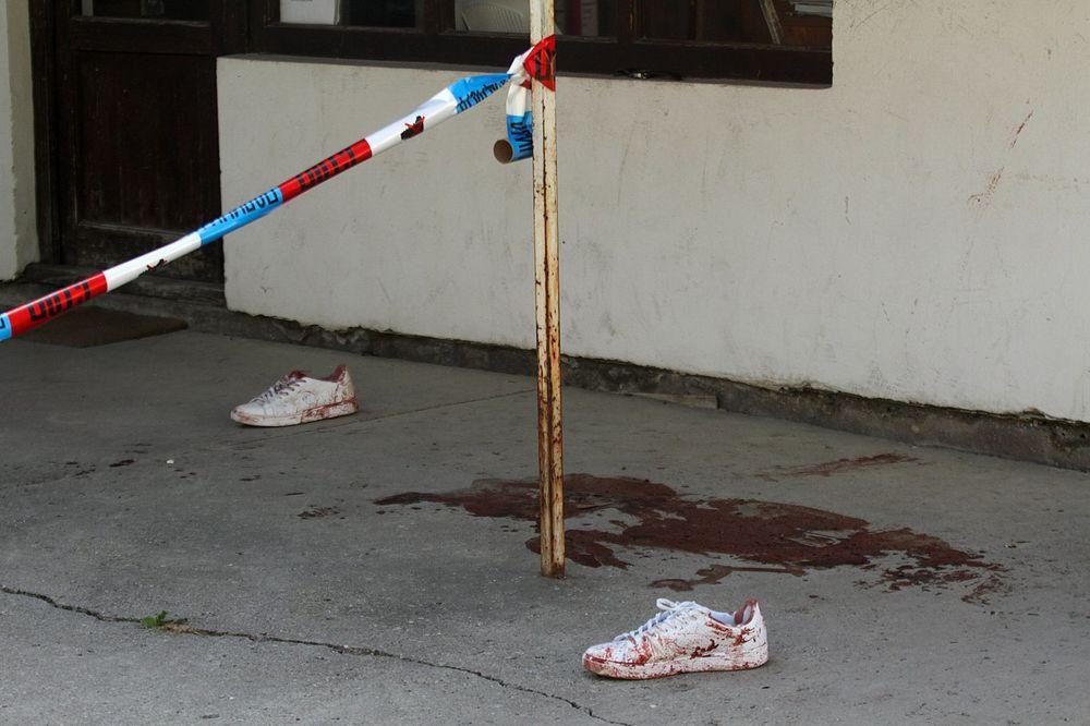 Jezivi prizori posle masakra (Foto: Tanjug/Jaroslav Pap)