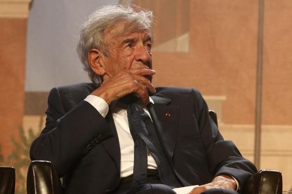 Preminuo Nobelovac Eli Vizel
