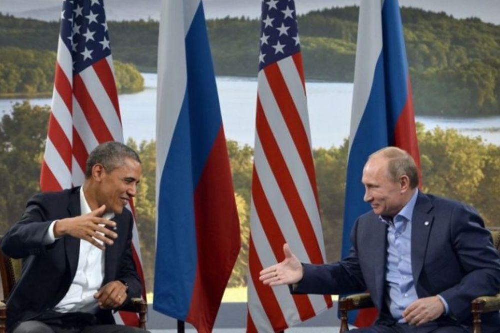 Obama uputio Putinu nezapamćen predlog: Može vojni savez u Siriji, ali pod jednim uslovom