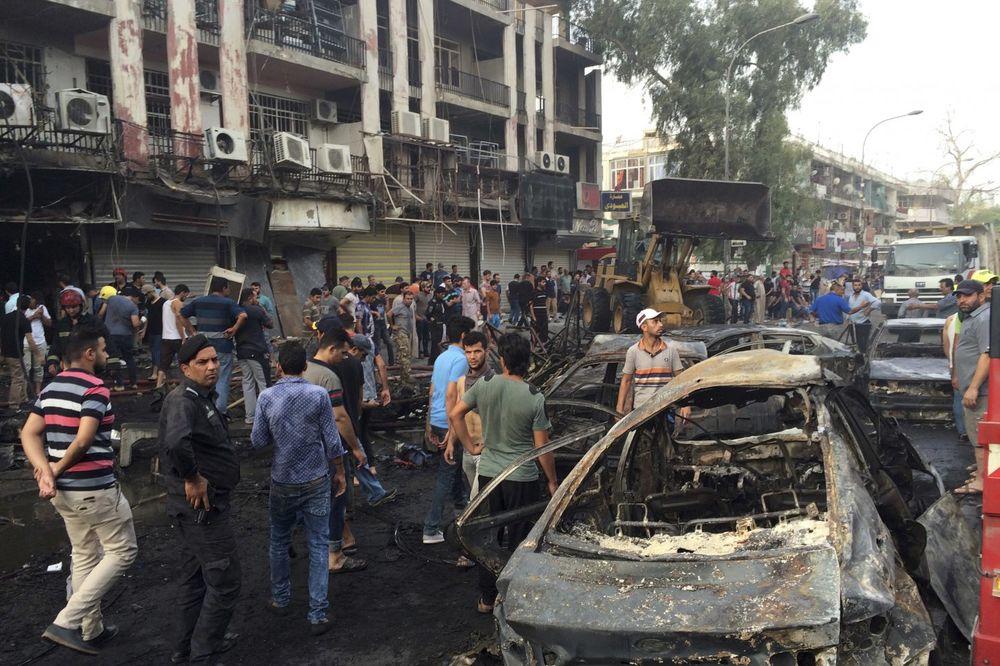 KORISTILI NOVU RAZORNU BOMBU: Evo kako je ID izvela najkrvaviji napad u kome je poginulo 292 ljudi!
