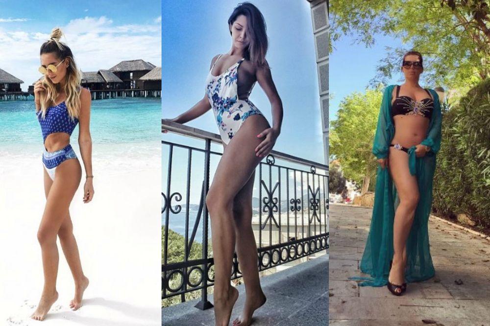 (TOP LISTA) VI BIRATE: Koja poznata dama najbolje izgleda u kupaćem kostimu?