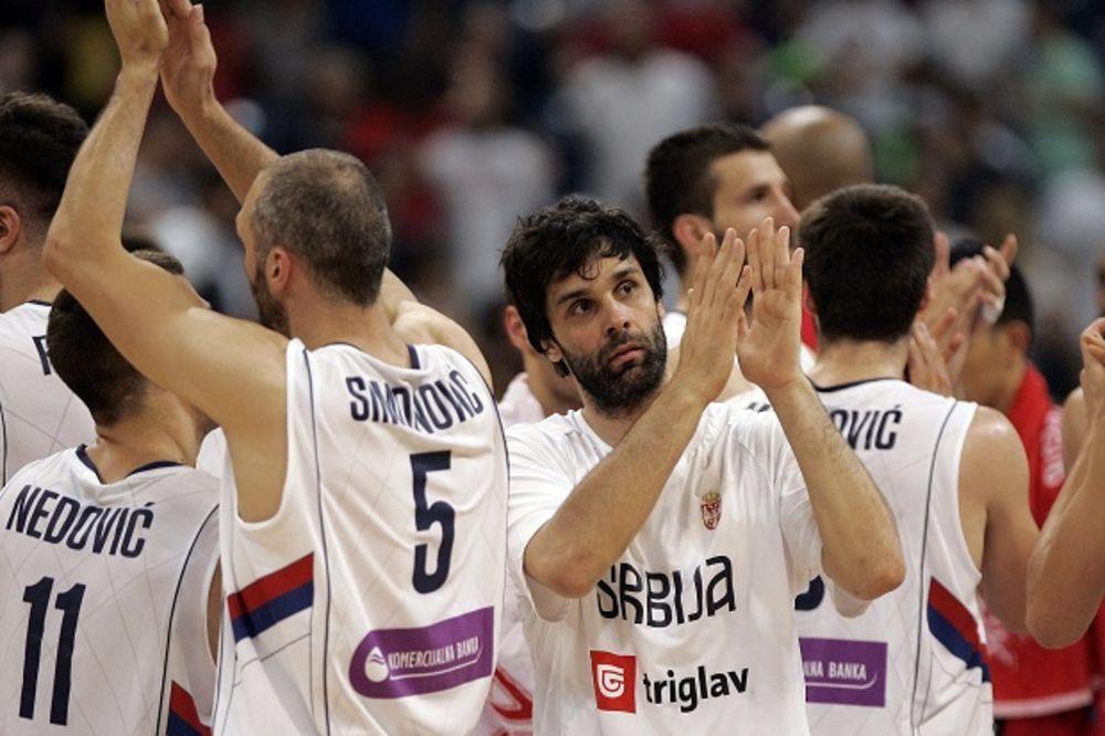 Srbija, Portoriko, Arena, Foto: Saša Pavlić