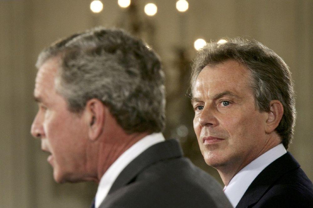 BLER PORUČIO BUŠU PRED INVAZIJU NA IRAK: Biću uz vas kako god! Ali da znate, ovo nije Kosovo!