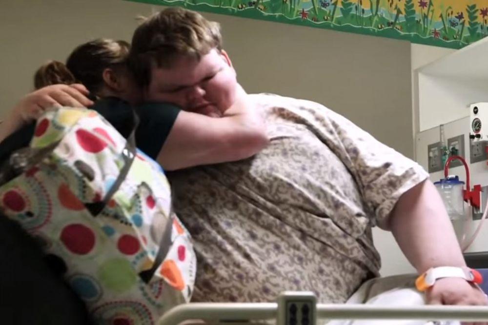 (VIDEO) TRANSFORMACIJA DEČAKA OD 320 KG: Samo sam želeo da živim normalno kao i svi ostali