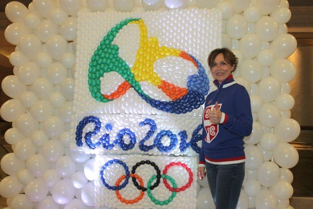 NEĆE IĆI NA 8. OLIMPIJSKE IGRE: Streljački savez izbacio Jasnu Šekarić iz srpskog tima za Rio