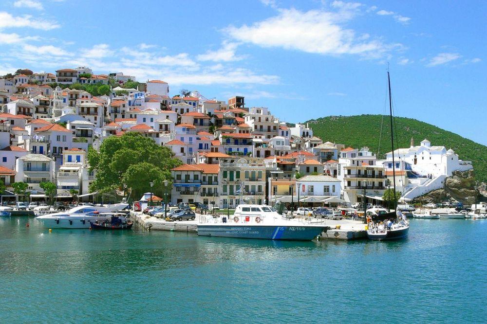 KON TIKI: Skopelos – zeleni raj Severnih Sporada