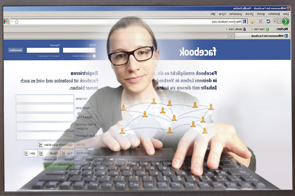 Fejsbuk, Profimedia