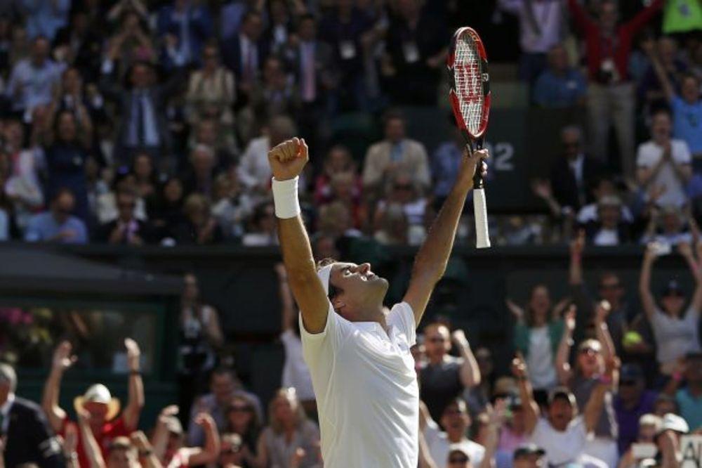 SVETSKI MEDIJI ODUŠEVLJENI: Ono što je Federer uradio Čiliću zove se čarolija!