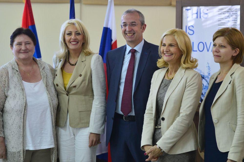 Joksimovićeva: Otvaranje poglavlja najverovatnije već 18. jula