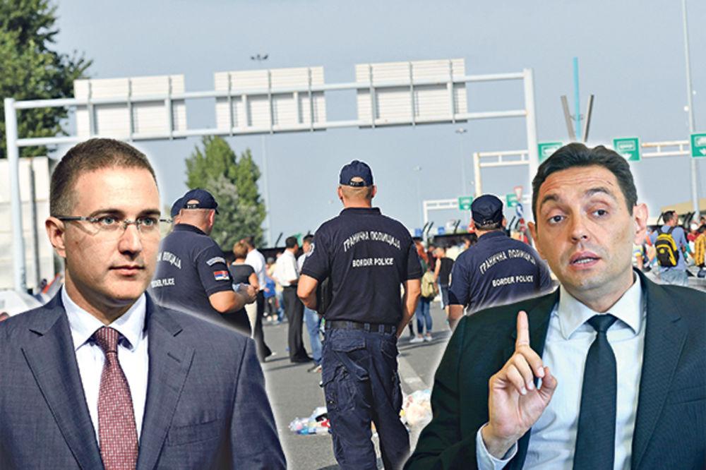 MIGRANTI IZAZVALI DODATNI OPREZ: Srbija diže vojsku i policiju