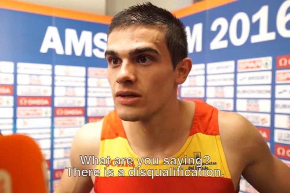 (VIDEO) UĐEŠ SA SREBROM, IZAĐEŠ SA ZLATOM: To se dogodilo ovom Špancu, a evo šta je on uradio