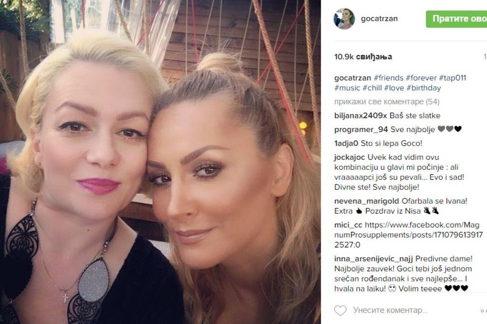 (FOTO, VIDEO) JAČI SU OD SUDBINE: Ovo je najbolje prijateljstvo na srpskoj estradi!