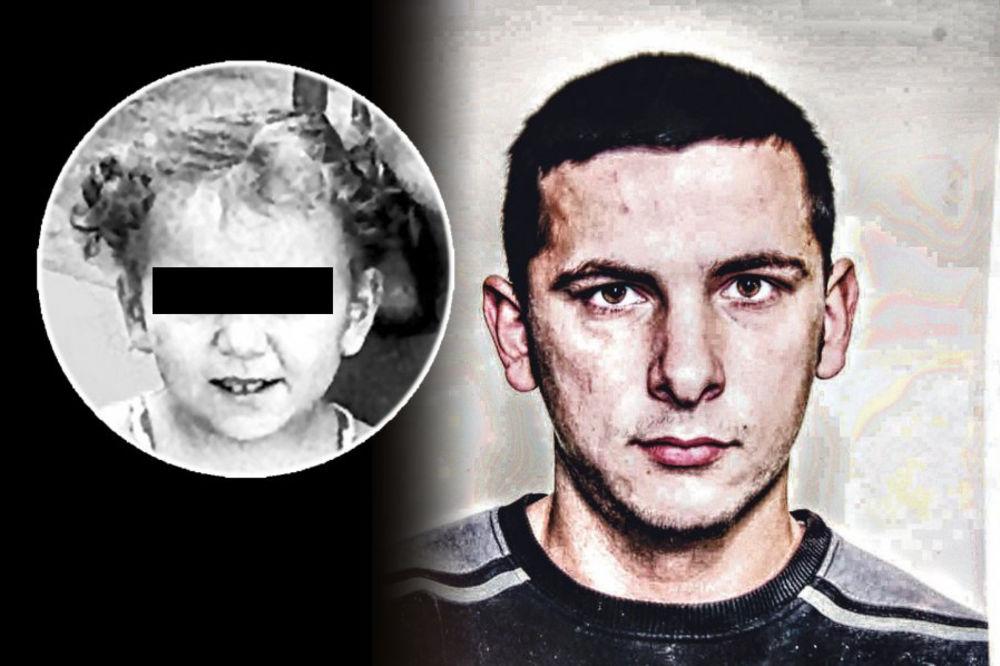 U SVESNOM STANJU NAPRAVIO ZLO: Ovo je ubica male Anđeline (3) ispričao policiji bez imalo kajanja