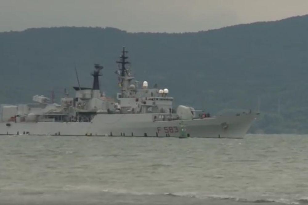 NATO JAČA PRISUSTVO U CRNOM MORU: Počele vojne vežbe u Bugarskoj