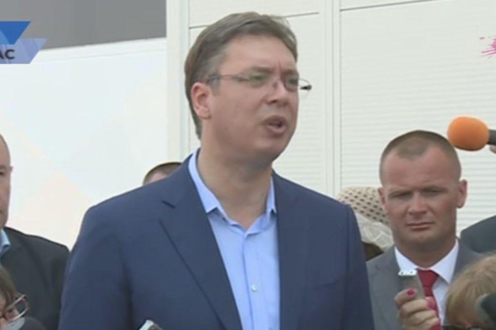 SVEOBUHVATAN PLAN ZA BORBU PROTIV NASILNIKA: Vučić predlaže pooštravanje kaznene politike
