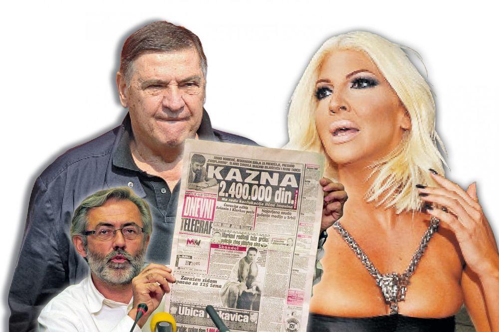 MRKA PLATIO UBISTVO ĆURUVIJE 80.000 MARAKA: Jelena Karleuša umešana u ubistvo?!